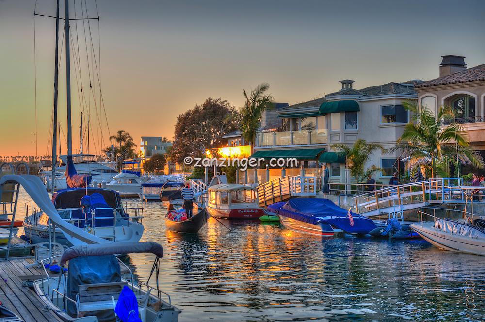Naples Canals, Belmont Shore, Long Beach, CA