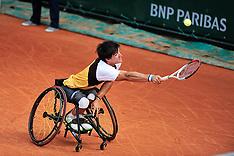 2013 Roland Garros Wheelchair Tennis Grand Slam