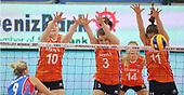 Olanda - Azerbaigian Europei 2017 pallavolo semifinale