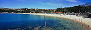 A Summer Day at Balmoral Beach, Sydney, Australia