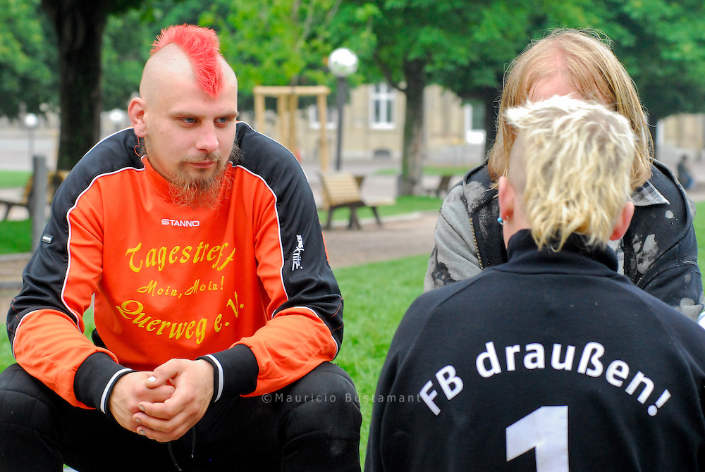 Homeless World Cup, Stuttgart