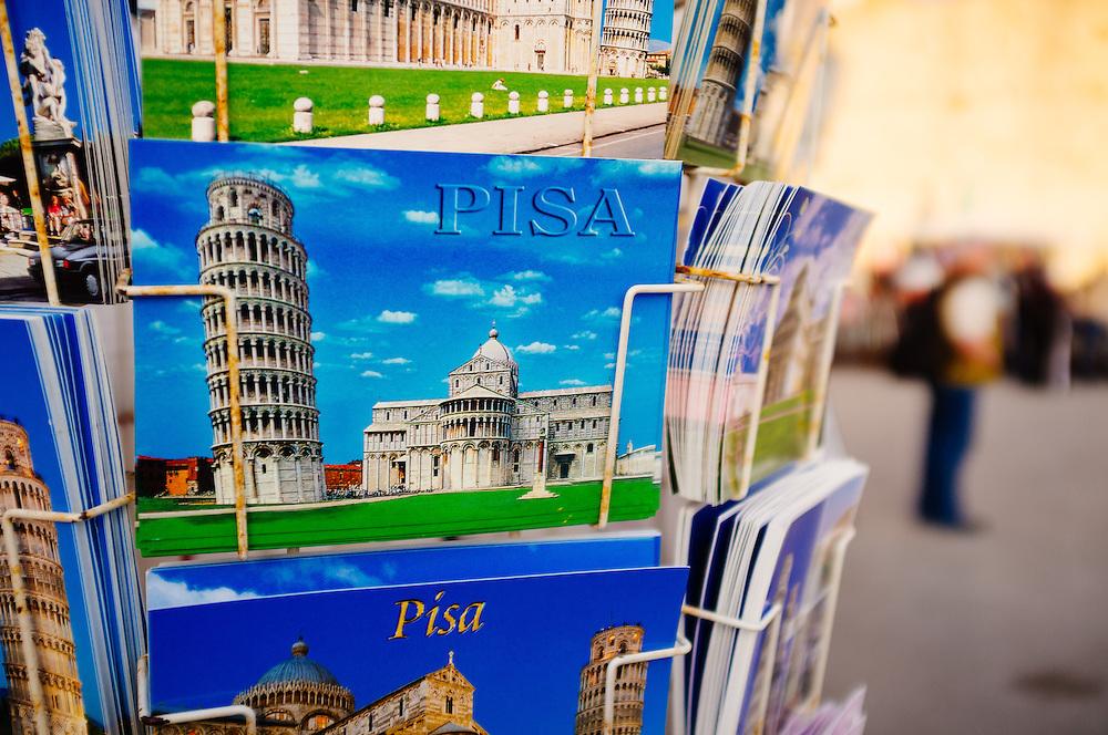 Postcards of Pisa - Pisa, Italy