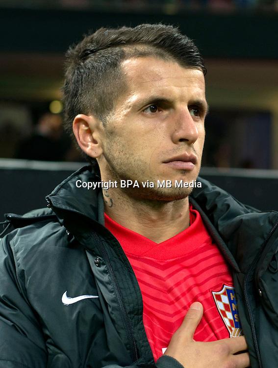 Uefa Euro FRANCE 2016 - <br /> Croatia National Team - <br /> Anas Sharbini