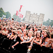 Atmosphere & Crowd at Camp Bestival 2011