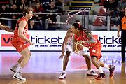 DESCRIZIONE : Roma Campionato Lega A 2013-14 Acea Virtus Roma EA7 Emporio Armani Milano <br /> GIOCATORE : Nicolo Melli David Moss<br /> CATEGORIA : Palleggio Blocco Controcampo Tecnica<br /> SQUADRA : EA7 Emporio Armani Milano<br /> EVENTO : Campionato Lega A 2013-2014<br /> GARA : Acea Virtus Roma EA7 Emporio Armani Milano <br /> DATA : 02/12/2013<br /> SPORT : Pallacanestro<br /> AUTORE : Agenzia Ciamillo-Castoria/GiulioCiamillo<br /> Galleria : Lega Basket A 2013-2014<br /> Fotonotizia : Roma Campionato Lega A 2013-14 Acea Virtus Roma EA7 Emporio Armani Milano <br /> Predefinita :
