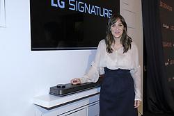 June 27, 2017 - Madrid, Spain - Tamara Falco attends the presentation photocall of LG SIGNATURE in Madrid. Spain. June 27, 2017  (Credit Image: © Oscar Gonzalez/NurPhoto via ZUMA Press)