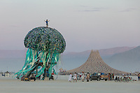 Bloom by: Peter Hazel from: Reno, NV year: 2018 My Burning Man 2018 Photos:<br />