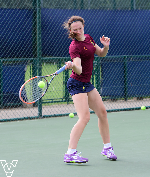 Aberdare Cup - Repton School<br /> <br /> Team Tennis Schools National Championships Finals 2017 held at Nottingham Tennis Centre.  <br /> <br /> Picture: Chris Vaughan Photography for the LTA<br /> Date: July 14, 2017