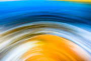 The liquidity of light: The shoreline at Balmoral Beach, Australia