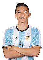 Football Conmebol_Concacaf - <br />Copa America Centenario Usa 2016 - <br />Argentina National Team - Group D -<br />Matias Kranevitter