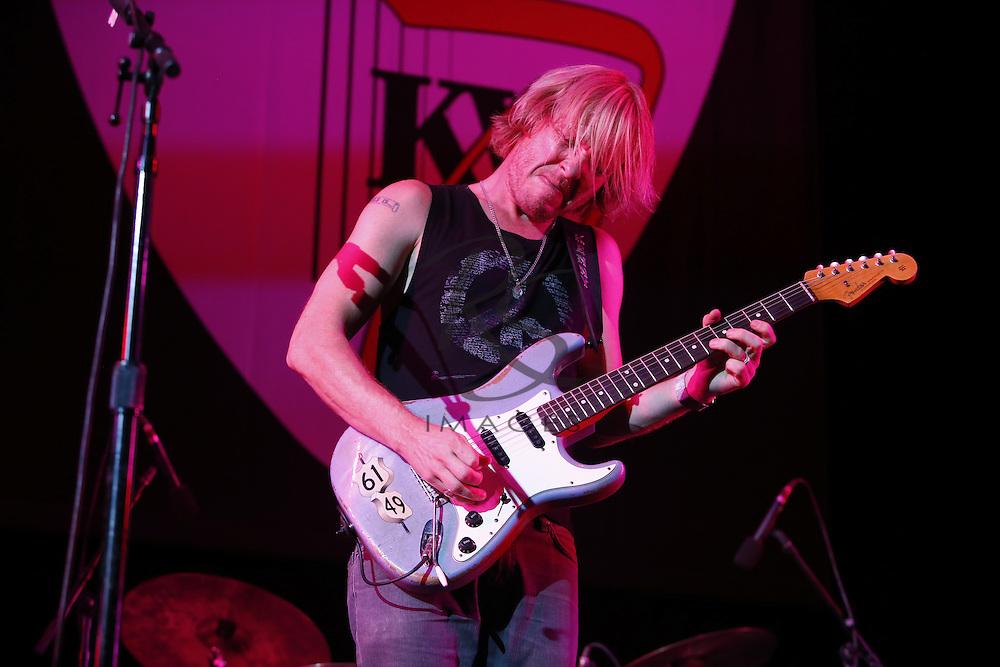Kenny Wayne Shepherd, Sept. 28, 2015, in Phoenix.