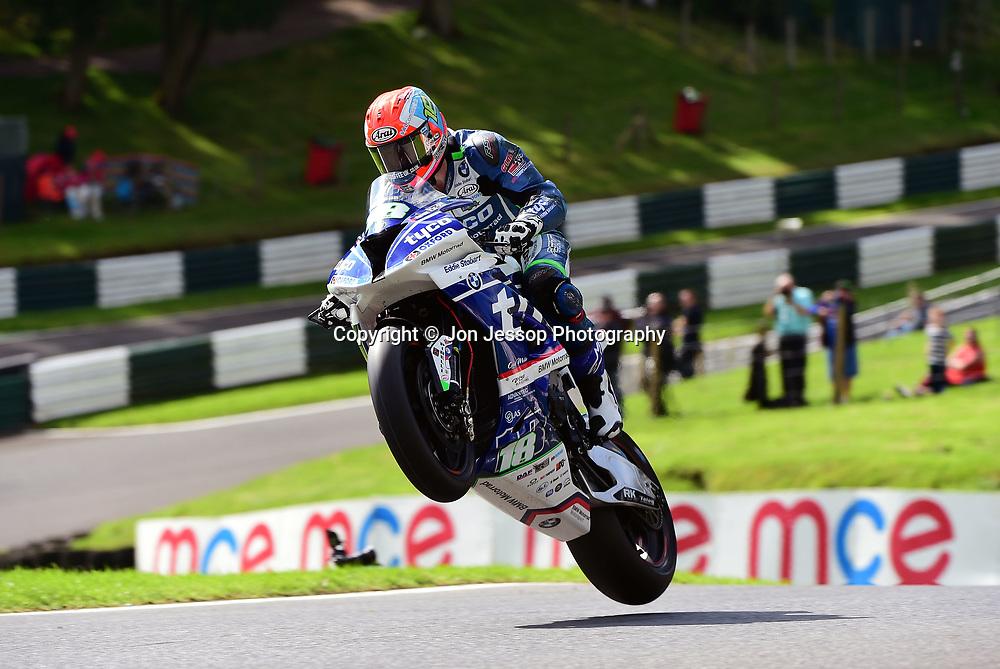 #18 Andy Reid Tyco BMW Motorrad MCE British Superbike Championship
