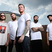 Four Year Strong Portraits, Warped Tour 2010