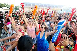 Movimento de Público no Planeta Atlântida 2014/RS, que acontece nos dias 07 e 08 de fevereiro de 2014, na SABA, em Atlântida. FOTO: Vinícius Costa/ Agência Preview