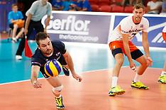 20170618 NED: FIVB Volleybal World League 2017 The Netherlands - Czech Republic, Den Haag