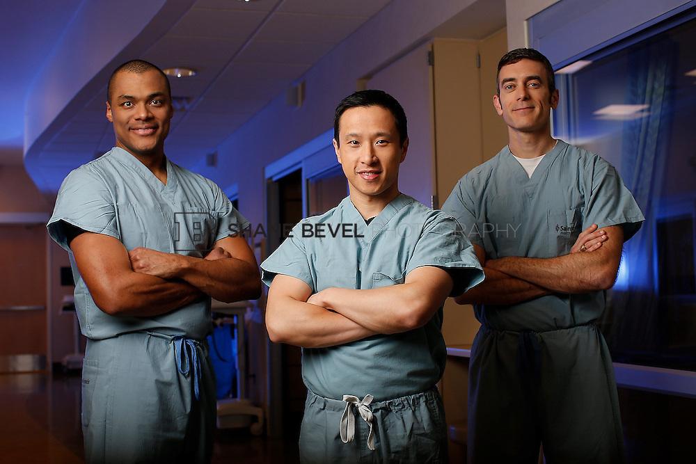 1/14/16 5:30:01 PM --  Warren Clinic Plastic Surgeons. <br /> <br /> Photo by Shane Bevel