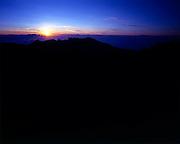 Sunrise, Haleakala, Maui, Hawaii