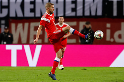 November 16, 2018 - Leipzig, Germany - Yury Gazinsky of Russia in action during the international friendly match between Germany and Russia on November 15, 2018 at Red Bull Arena in Leipzig, Germany. (Credit Image: © Mike Kireev/NurPhoto via ZUMA Press)