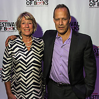 Sebastian Junger Keynote event at the 2016 Morristown Festival of Books, Mayo Performing Arts Center, Morristown, NJ.