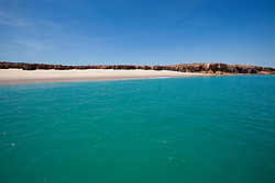 Stunning colours at Cape Boilleau north of Broome