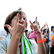 Pentaport International Rock Festival, Incheon, Korea, 2008
