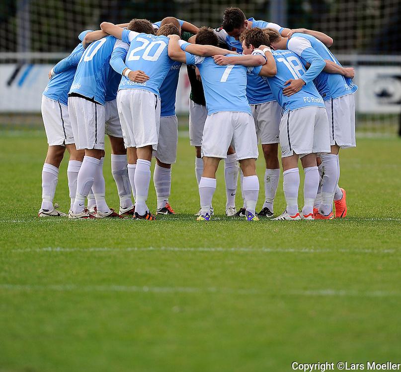 Roskilde, Denmark, 20120605:.Betsafe League FC Roskilde-FC Randers..Photo: Lars Moeller