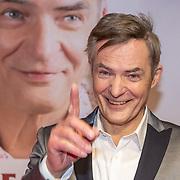 NLD/Amsterdam/20200210 -  inloop Premiere  De beentjes van Sint-Hildegard, cast Herman Finkers,