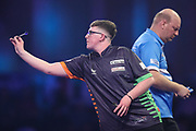Keane Barry during the PDC William Hill World Darts Championship at Alexandra Palace, London, United Kingdom on 16 December 2019.