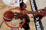 MartinKelvin Schiacciata<br /> Umana Reyer Venezia - Happy Casa Brindisi<br /> LBA Final Eight 2020 Zurich Connect - Finale<br /> Basket Serie A LBA 2019/2020<br /> Pesaro, Italia - 16 February 2020<br /> Foto Mattia Ozbot / CiamilloCastoria
