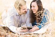 Danielle Gonzales and Erik Maez in Sedona Dec. 27, 2016. Engagement portraits. (Nancy Wiechec Photography)