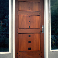 Entry door<br /> handcrafted for a home in Boulder, Co.