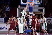 Kyrylo Fesenko<br /> Umana Reyer Venezia - Sidigas Avellino<br /> Lega Basket Serie A 2017/2018<br /> Venezia 01/4/18<br /> Foto Ciamillo-Castoria / Riccardo Gregolin