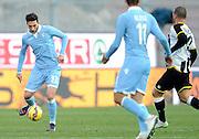 Udine, 15 febbraio 2015<br /> Serie A 2014/15. 23^ giornata.<br /> Stadio Friuli.<br /> Udinese vs Lazio<br /> Nella foto: il centrocampista della Lazio Danilo Cataldi.<br /> © foto di Simone Ferraro