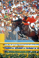 Philippaerts Ludo (BEL) - Darco<br /> Olympic Games Barcelona 1992<br /> Photo © Dirk Caremans