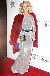 "2018 Tribeca Film Festival - ""The American Meme"". 27 Apr 2018 Pictured: Paris Hilton. Photo credit: MEGA TheMegaAgency.com +1 888 505 6342"