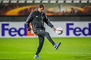 ALKMAAR - 19-10-2016, training persconferentie Maccabi Tel Aviv, AFAS Stadion, Maccabi Tel Aviv trainer Shota Arveladze