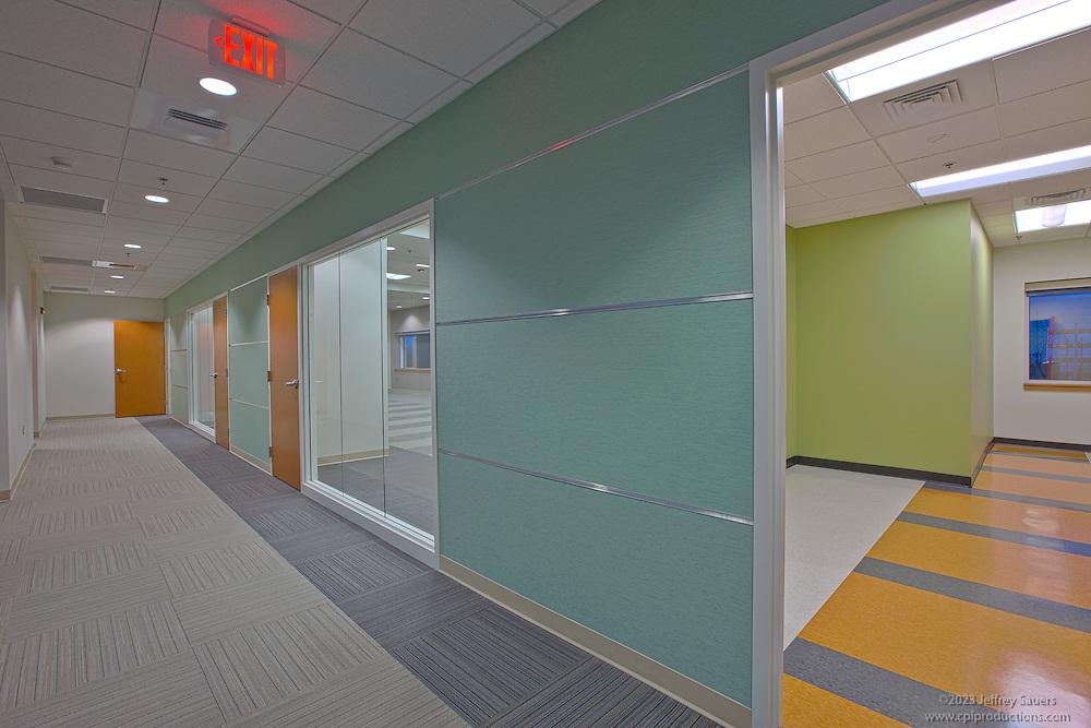 Building interior Image of Advanced Biosystems Laboratory