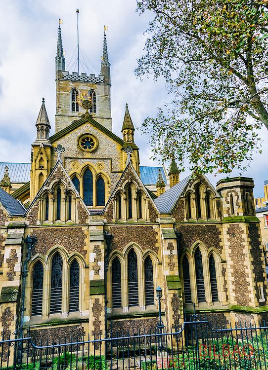 Southwark Cathedral. London, United Kingdom, Europe.
