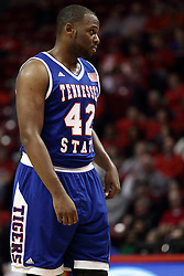 22 December 2015: Christian Griggs-Williams(42). Illinois State Redbirds host the Tennessee State Tigers at Redbird Arena in Normal Illinois (Photo by Alan Look)