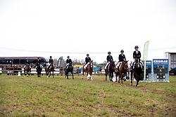 Achttal Sint Paulus Herenthout<br /> Nationaal Tornooi LRV Ponies<br /> Zonnebeke 2019<br /> © Hippo Foto - Dirk Caremans<br />  29/09/2019