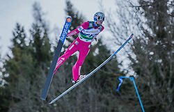 10.01.2015, Kulm, Bad Mitterndorf, AUT, FIS Ski Flug Weltcup, Bewerb, im Bild Anders Jacobsen (NOR) // soars to the Air during his Competition Jump of the FIS Ski Flying World Cup at the Kulm, Bad Mitterndorf, Austria on 2015/01/10, EXPA Pictures © 2015, PhotoCredit: EXPA/ Dominik Angerer