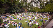Mount Tabor Park Summer Concert Series.  Final concert on 18 August, 2009.