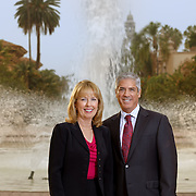 Michael Donohue of DB Wealth Management photographed on location at Balboa Park by Dallas corporate photographer William Morton Visuals.