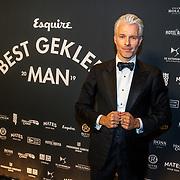 NLD/Amsterdam/20191114 - Uitreiking Esquires Best Geklede Man 2019,<br /> Arno Kantelberg