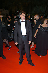 May 21, 2007 - Cannes, France - JOHNNY CLEGG at the premiere screening of 'Paranoid Park' at the 60th Cannes Film Festival. (Credit Image: © Frederic Injimbert/ZUMA Press)