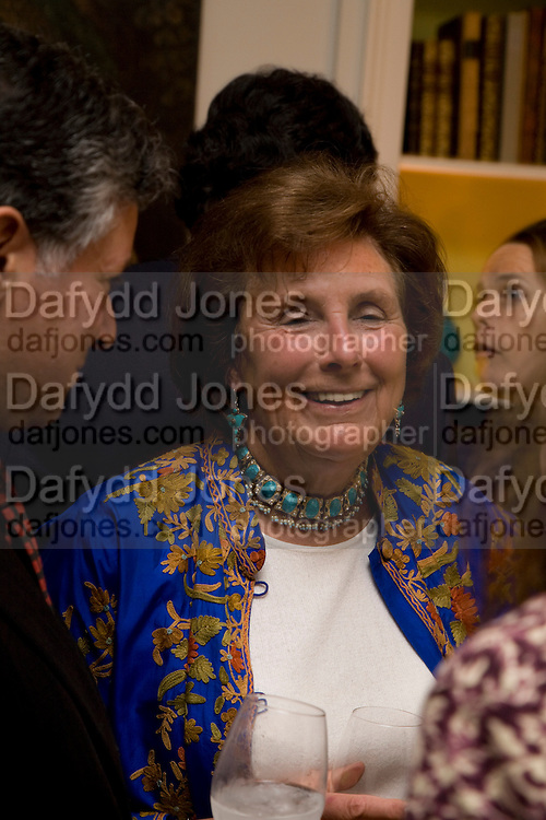 LADY ANNABEL LINDSAY, Book launch for American's in Paris by Charles Glass hosted by Lady Annabel Lindsay. Holland Park. London. 25 March 2009 *** Local Caption *** -DO NOT ARCHIVE-© Copyright Photograph by Dafydd Jones. 248 Clapham Rd. London SW9 0PZ. Tel 0207 820 0771. www.dafjones.com.<br /> LADY ANNABEL LINDSAY, Book launch for American's in Paris by Charles Glass hosted by Lady Annabel Lindsay. Holland Park. London. 25 March 2009