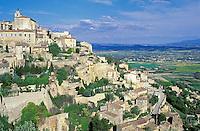 France - Provence - Vaucluse - Gordes