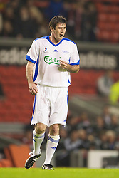 LIVERPOOL, ENGLAND - Thursday, May 14, 2009: All Stars' Mike Newell during the Hillsborough Memorial Charity Game at Anfield. (Photo by David Rawcliffe/Propaganda)
