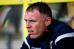 Bristol Rovers manager Graham Coughlan - Mandatory by-line: Robbie Stephenson/JMP - 31/08/2019 - FOOTBALL - Pirelli Stadium - Burton upon Trent, England - Burton Albion v Bristol Rovers - Sky Bet League One