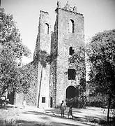 Church in India.